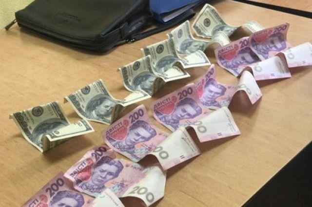 В Ровно на взятке в 700 долларов задержали завкафедрой одного из вузов