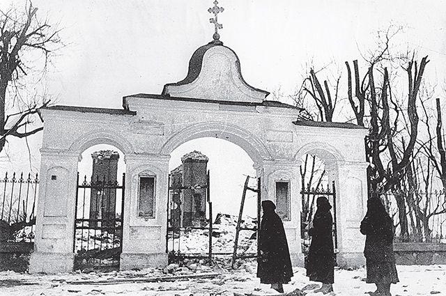 Город мертвых церквей. Это забытое преступление – одно из тысяч в России
