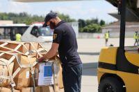 Италия передала Украине помощь для борьбы с последствиями наводнения