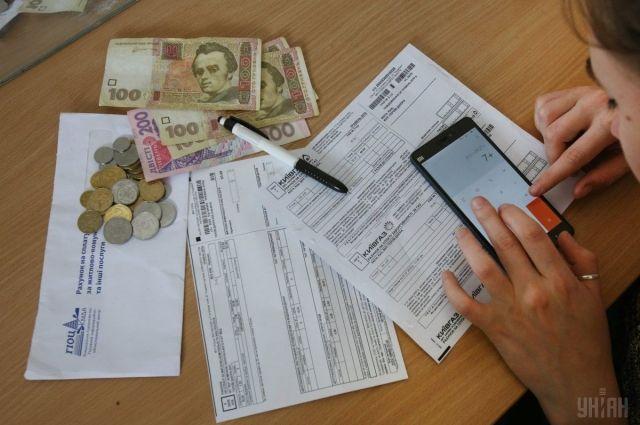 Украинцы на карантине сократили долги за коммунальные услуги