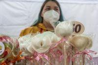На ярмарках тюменцам предлагают продукцию местных производителей