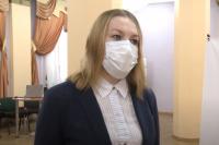 Людмила Рагозина: на участках для голосования предприняты меры безопасности
