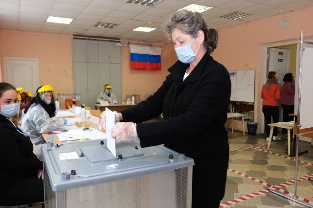 В Пермском крае продолжается голосование по поправкам в Конституцию.