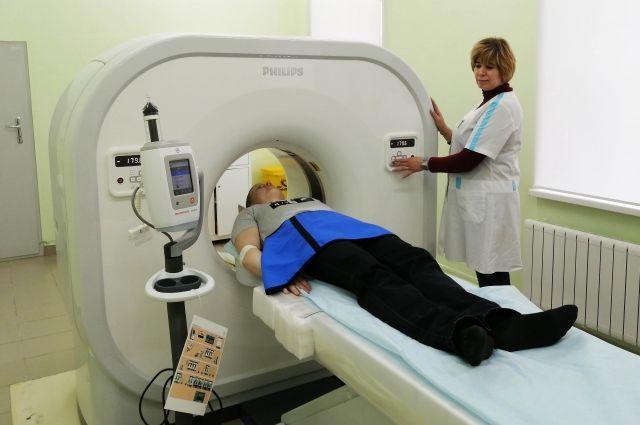 Теперь все специализированные учреждения, в которых лечат от коронавируса, снабжены аппаратами КТ.