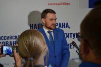 Председатель Омской городской избирательной комиссии Иван Ходаков.