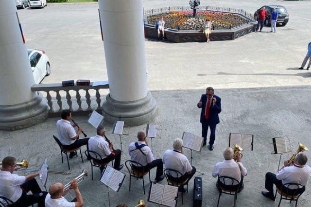 Голосование в Прокопьевске