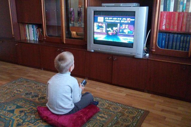 Для детей важно подбирать правильные мультфильмы.