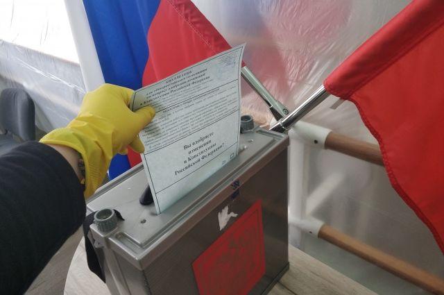 Наблюдатели не нашли нарушений на участках для голосования в Тюмени