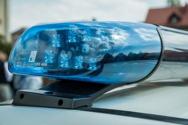 В ДТП пострадала женщина.
