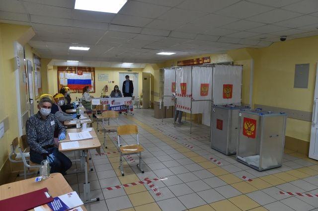 Самая низкая явка в Перми, Александровске и Березниках.