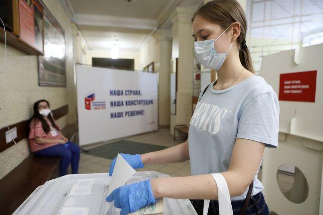 Политолог оценила прозрачность голосования по поправкам