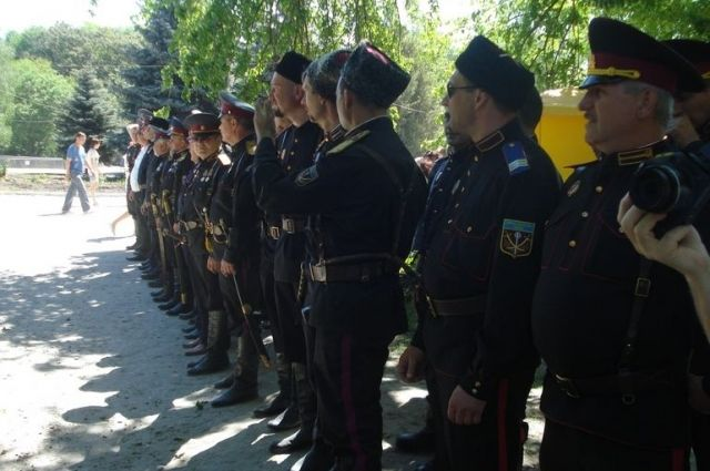 Полиция Запорожской области запретила казакам патрулировать улицы