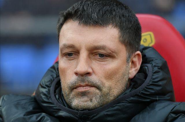 После пятого поражения в РПЛ «Арсенал» уволил главного тренера