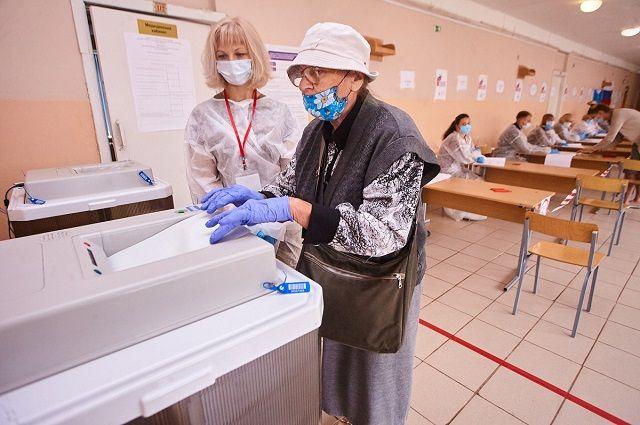 ВЦИОМ опубликовал результаты экзитпола на голосовании по поправкам