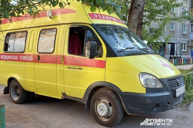 В Удмуртии в крупном ДТП погибла 57-летняя женщина