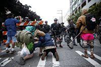 Полицейские ликвидируют «Автономную зону Капитолийского холма» в Сиэтле.