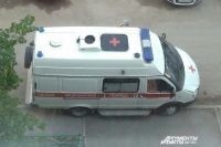Детей с различными травмами увезли на скорой в больницу.