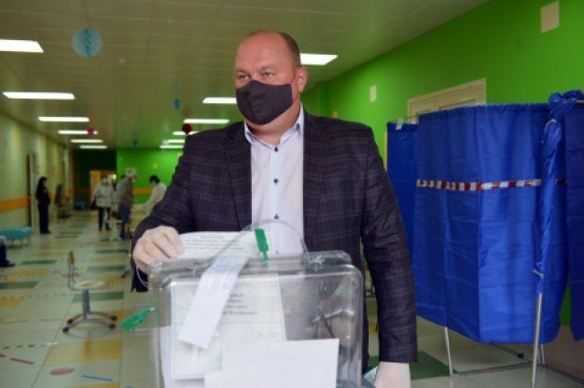 Артем Зайцев: голосование в регионе прошло без нарушений