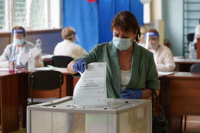 Явка на голосовании по Конституции в Нижегородской области превысила 73%