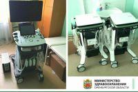 Оренбургский сосудистый центр получил три новых аппарата.