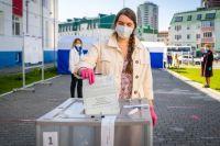 В Югре проголосвали 61,7% избирателей