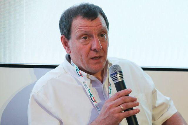 Илья Массух, руководитель Общественного штаба по контролю и наблюдению за общероссийским голосованием в Москве.