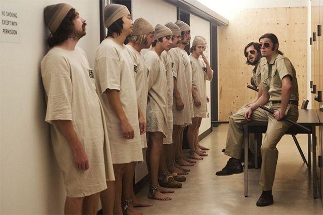 «Стэнфордский тюремный эксперимент», 2015 год.
