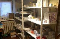 В Киеве подпольный цех подделывал известные лекарства