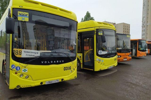 В Оренбурге поменялось расписание дачных автобусов.