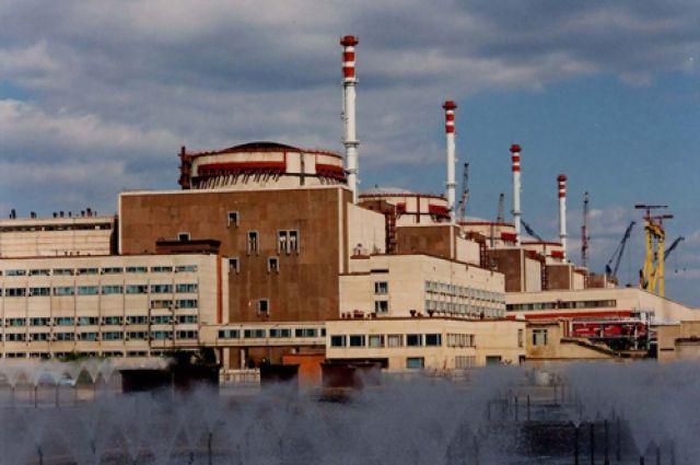 Балаковская атомная станция