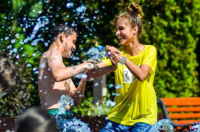 МЧС предупреждает: на выходных в Оренбуржье будет аномальная жара.