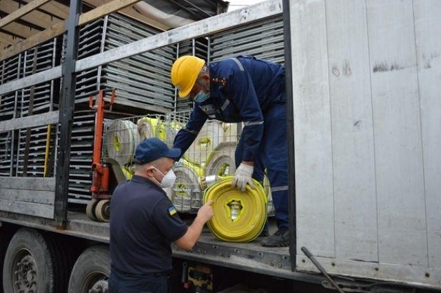 Ивано-Франковская область получила гуманитарную помощь от Швеции