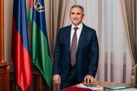 Александр Моор поблагодарил тюменцев за активное участие в голосовании