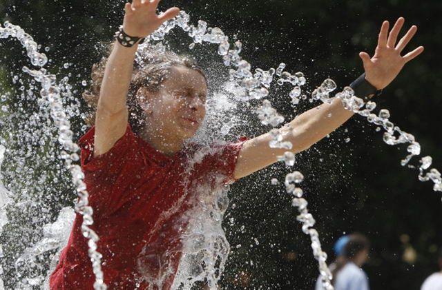 Жара до +39 градусов: синоптики дали прогноз на ближайшие три дня