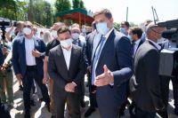 Зеленский получил три списка с кандидатами на должность главы НБУ