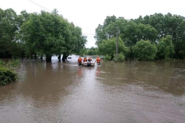 Семь сел во Львовской области может затопить из-за прорыва дамбы
