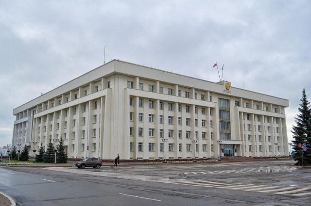 В администрации главы Башкирии выявлены случаи заболеваемости COVID-19