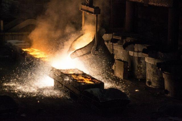 В Светлом вновь запущен ферроникелевый завод.