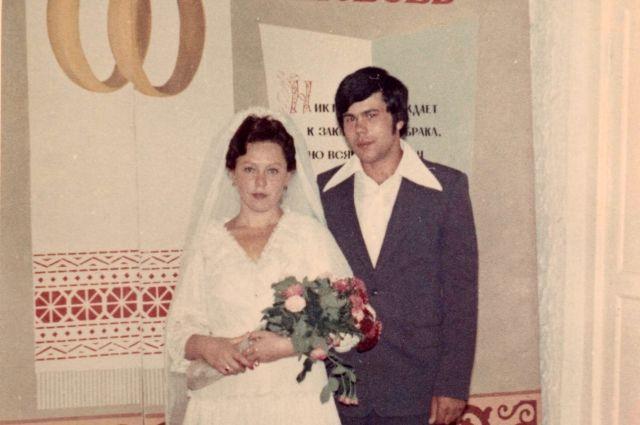 Владимир и Ольга приехали покорять Север совсем молодыми