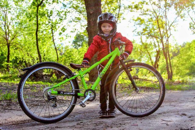Матвей и его велосипед