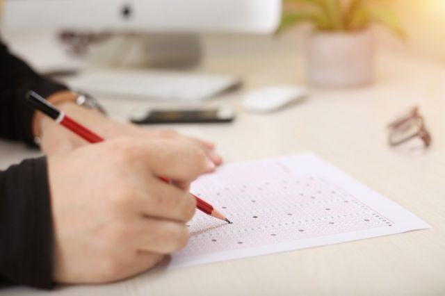 В этом году заявление на участие в экзамене подали 7321 человек.