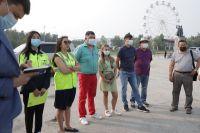 В речпорту для защиты от ночных гонщиков установят 4 «лежачих полицейских».