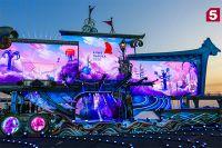 В этом году праздник увидели 16,5млн зрителей.