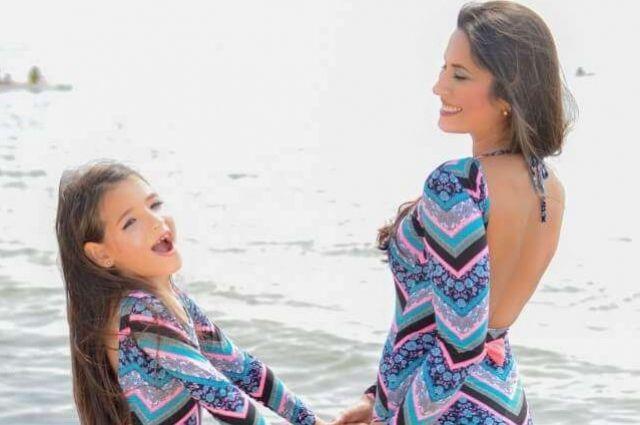 У мамы и дочки должны быть не только одинаковые купальники, но и доверие и открытость в отношениях.