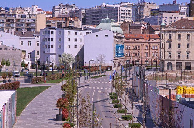 В столице Сербии ввели комендантский час из-за коронавируса