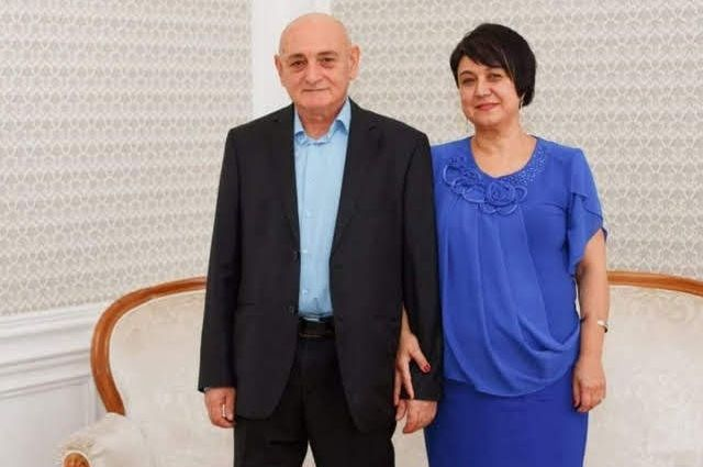 Александр и Леили Мартиросовы воспитали настоящих героев.