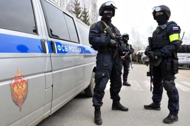 ФСБ задержала вербовщиков террористов в Калининграде