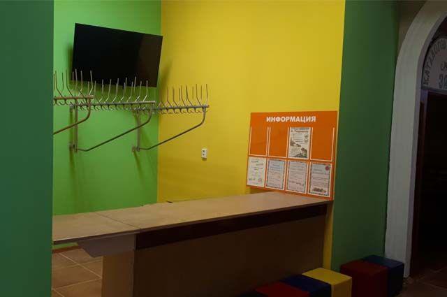 В библиотеке им. Бажова после ремонта созданы комфортные условия для детей с ограниченными возможностями здоровья.