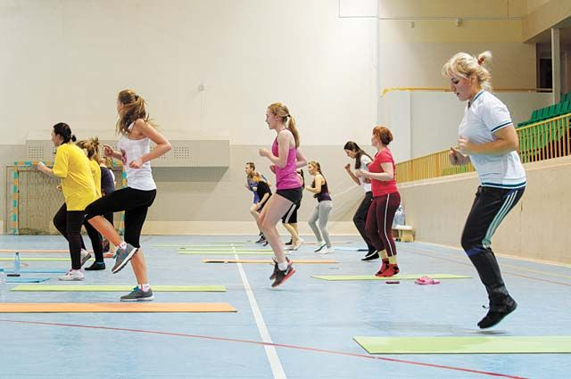 Фитнес-студии в Коми не работают уже три месяца.