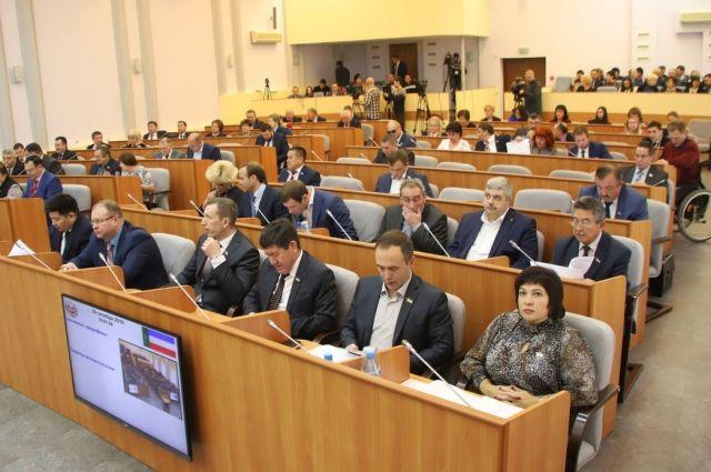 В Верховном Совете Республики Хакасии — восемь комитетов и две комиссии.